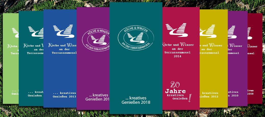 Jahresprogramme 2008-2018