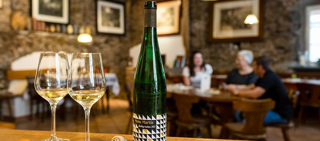 Weinprobiertage im Weingut · Schneiders Moritz