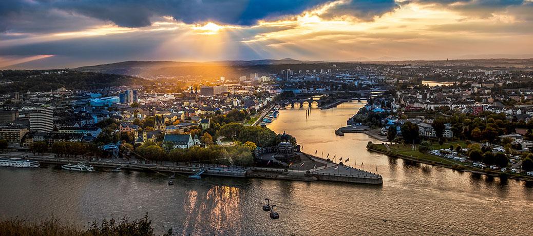 Jazz und Wein am Rhein · GV · Deutsches Eck · Foto: Michael Jarmusch