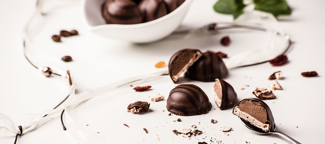 Was gibt es Köstlicheres als Schokolade und Wein?