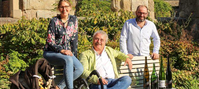 Weinreise aus vier Jahrzehnten