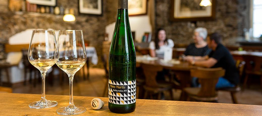 Weinprobiertage im Weingut