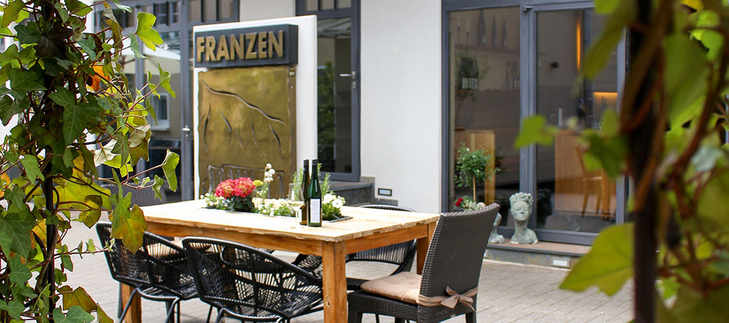 Jahrgangspräsentation an Pfingsten · Franzen