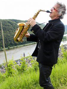Dirko Juchem, Saxofon