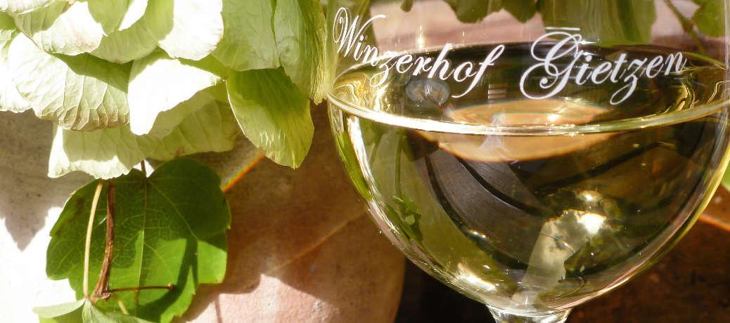 Liebliche Weisen und Weinlaune pur · Gietzen mit Amabile