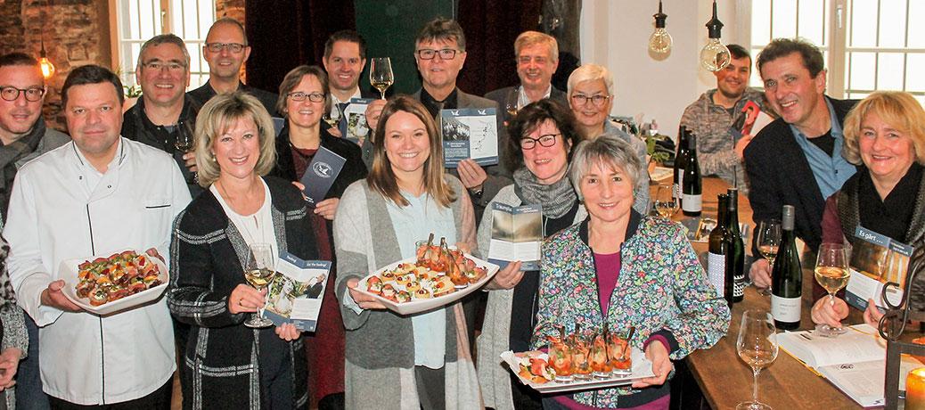 Foto von Ulrike Platten Wirtz:Vorstellung des Jahresprogramms 2019